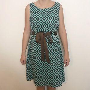 Jessica Howard Box Of Chocolate Dress